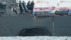 Βρέθηκαν όλες οι σοροί των αγνοούμενων ναυτικών από το δυστύχημα του αμερικανικού αντιτορπιλικού John