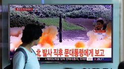 Νέες εκτοξεύσεις πυραύλων από τη Βόρεια