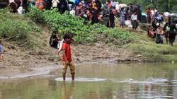 Μιανμάρ: Τουλάχιστον 3.000 Ροχίνγκια προσφεύγουν στο