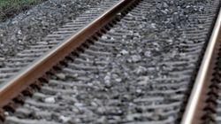 Δύο νεκροί σε ράγες σιδηρόδρομου στον Έβρο: Τους χτύπησε επιβατική