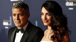 Το ζεύγος Clooney στο πλευρό των αντιρατσιστικών