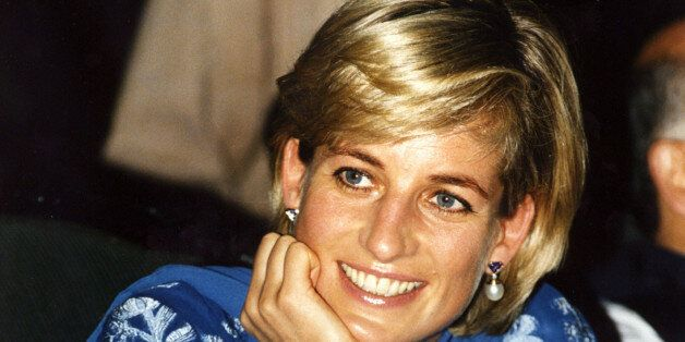File photo dated 23/05/97 of Diana, Princess of Wales, as the 20th anniversary of Diana's death will be commemorated on Thursday.