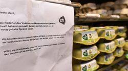 Σε 33 εκατ. ευρώ εκτιμά η ολλανδική κυβέρνηση τις ζημίες από το σκάνδαλο με τα μολυσμένα
