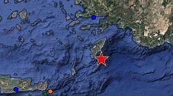 Σεισμός 5 Ρίχτερ στη