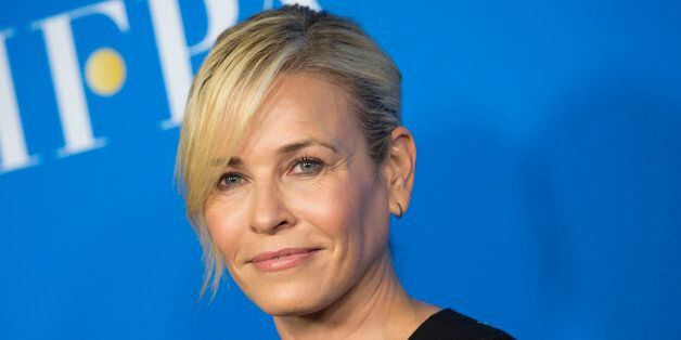 Comedian Chelsea Handler attends The Hollywood Foreign Press Association's Annual Grants Banquet on August 2, 2017 in Beverly Hills, California. / AFP PHOTO / VALERIE MACON        (Photo credit should read VALERIE MACON/AFP/Getty Images)