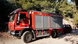 Φωτιές σε Φθιώτιδα, Ζάκυνθο, Ηγουμενίτσα και