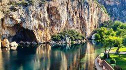 Η Λίμνη Βουλιαγμένης γίνεται «Η Λίμνη των