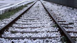 Τραγωδία: Τρένο παρέσυρε 19χρονο φαντάρο στα