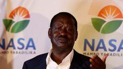 Κένυα: Ο ηγέτης της αντιπολίτευσης στην Κένυα απορρίπτει τα πρώτα αποτελέσματα των