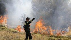 Υπό έλεγχο η δασική πυρκαγιά στα Σιμωτάτα και Ρατζακλί