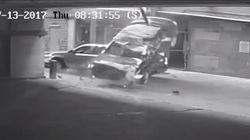Βίντεο: Το χειρότερο που μπορεί να σου συμβεί στο παρκάρισμα είναι να...πέσεις από το 7ο