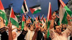 Έπειτα από πέντε χρόνια, ο Ιορδανός βασιλιάς Αμπντάλα επισκέπτεται τον Παλαιστίνιο πρόεδρο στη