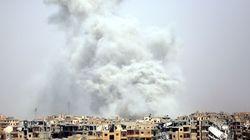 Συρία: 29 άμαχοι νεκροί σε αεροπορικά πλήγματα του διεθνούς συνασπισμού στη Ράκα εντός 24