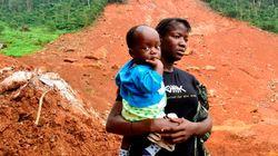 Σιέρα Λεόνε: Στους 461 οι νεκροί από τις πλημμύρες, αγνοούνται ακόμη 600