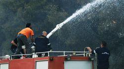 Αλεξανδρούπολη: Πυρκαγιά σε χώρο εναπόθεσης