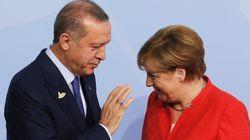 Η Άγκυρα επικρίνει την Μέρκελ και λέει πως το Βερολίνο δεν μπορεί να υπαγορεύει την πολιτική της