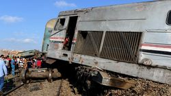 Αίγυπτος: Σύγκρουση τρένων στην Αλεξάνδρεια, με δεκάδες νεκρούς και