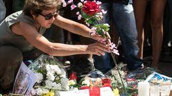 Βίντεο: Η πορεία του βαν που σκόρπισε τον τρόμο στη