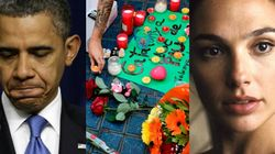 Από τον Obama μέχρι την Gal Gadot, οι αντιδράσεις των διάσημων για το τρομοκρατικό χτύπημα στη