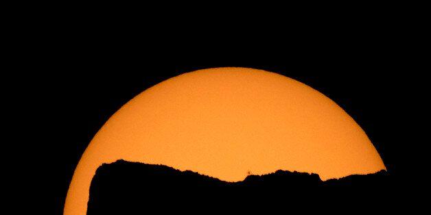 Bill Ingalls/NASA via Getty