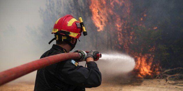 Πυρκαγιές σε Κέρκυρα και Σοφικό