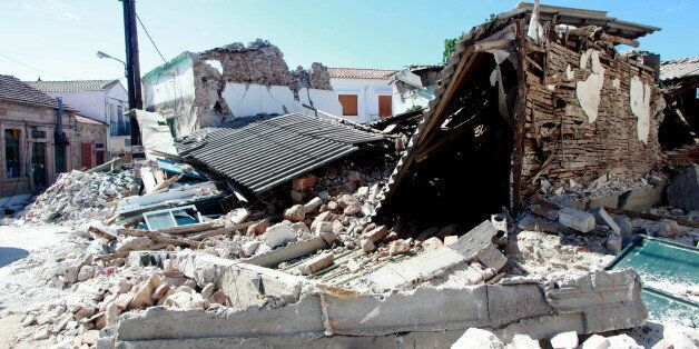 ΝΔ: Δώδεκα εβδομάδες προθεσμία για την ενεργοποίηση του Ταμείου Αλληλεγγύης για το σεισμό σε Λέσβο και