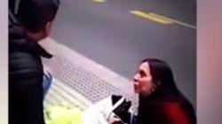 Βίντεο: Θέλησε να του κάνει πρόταση γάμου σε δημόσια θέα αλλά δεν πήγε όπως το περίμενε και έμεινε