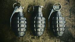 Τέσσερις χειροβομβίδες του B' Παγκοσμίου Πολέμου βρήκε 61χρονη στο οικόπεδό της στην