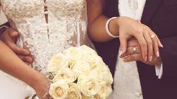 Ζευγάρι πήγε σε γάμο απρόσκλητο και χάρισε στους νεόνυμφους ένα πρωτότυπο