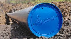 Η Gazprom έχει τοποθετήσει 170 χιλιόμετρα αγωγού στην Μαύρη