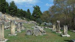 Μια διαφορετική ξενάγηση στο Αμφιάρειο, έναν αρχαιολογικό χώρο μοναδικής ομορφιάς, από τη