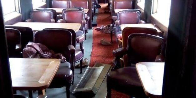 Θεσσαλονίκη: Ζημιές προκάλεσαν άγνωστοι στο βαγόνι - ρεστοράν του θρυλικού «Orient