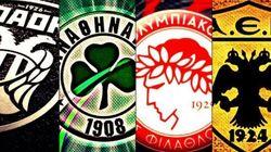 Πού θα δείτε τα ματς των ελληνικών