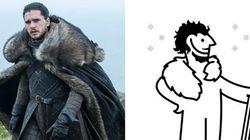 Η απάντηση του IKEA στο νέο πως οι κάπες του Game of Thrones φτιάχνονται από χαλιά του, είναι σκέτη