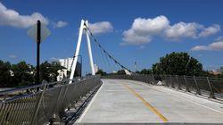 Αυτή είναι η μεγαλύτερη πεζογέφυρα του κόσμου και δεν ενδείκνυται για όσους έχουν