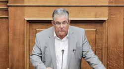 Κουτσούμπας στη Βουλή: Το νομοσχέδιο είναι μακριά από τις ανάγκες των φοιτητών και των πραγματικών λαϊκών