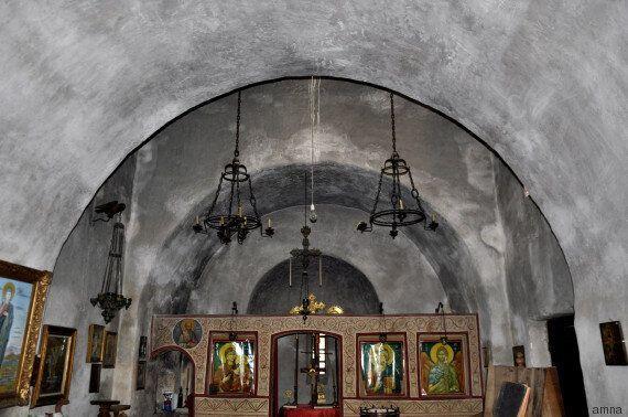 Στο πάρκο Τρίτση υπάρχει ένα εκκλησάκι «θησαυρός», με εικόνες του Φώτη