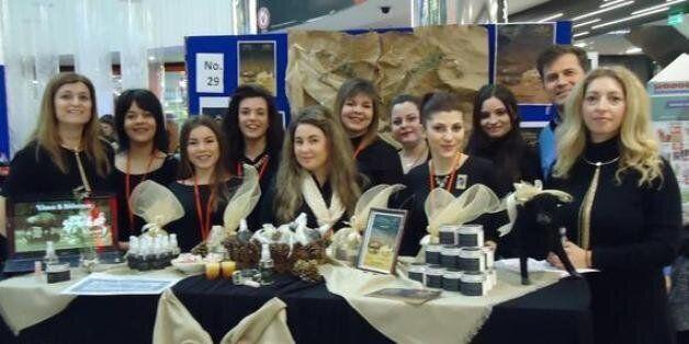 Μαθήτριες από τις Σέρρες δημιουργούν προϊόντα μαλλιών απο βούτυρο