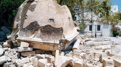Μη κατοικήσιμα 141 σπίτια στην Κω. Συνεχίζονται οι