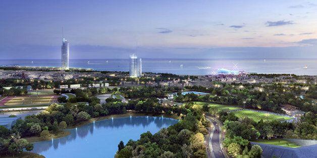 «Πράσινο φως» για έξι νέα πολυώροφα κτίρια ύψους 200 μέτρων στην