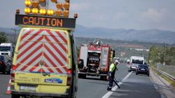 Ένας νεκρός από σύγκρουση νταλίκας με φορτηγό στη
