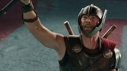 Η πιο αστεία ατάκα στο trailer του «Thor: Ragnarok» ήταν αυτοσχεδιασμός, όχι από ηθοποιό, αλλά από ένα