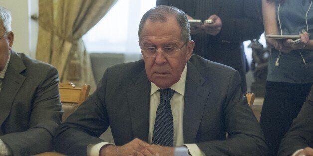 Ο Ρώσος ΥΠΕΞ, Σεργκέι