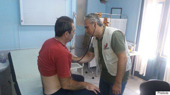 Έκκληση για φάρμακα και εθελοντές γιατρούς απευθύνει η