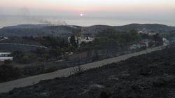Αισιοδοξία για την κατάσβεση της πυρκαγιάς στα Κύθηρα. Ερευνούν τα αίτια, ετοιμάζονται για την επόμενη