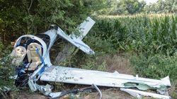 Οι πρώτες ενδείξεις δείχνουν πως κατά την πτώση του αεροσκάφους ο κινητήρας βρισκόταν σε