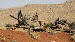 Ο συριακός στρατός έφτασε στην αλ Σόχνα, το τελευταίο προπύργιο του Ισλαμικού