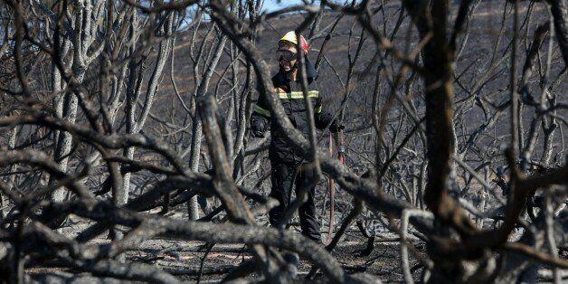 Εξιτήριο πήραν οι πυροσβέστες που τραυματίστηκαν χθες στην