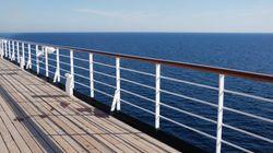 Πρωτοφανές έγκλημα σε κρουαζιερόπλοιο. Δολοφόνησε τη γυναίκα του επειδή γελούσε μαζί