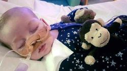 Απεβίωσε ο Τσάρλι Γκαρντ, το βρέφος που έπασχε από σπάνια γενετική